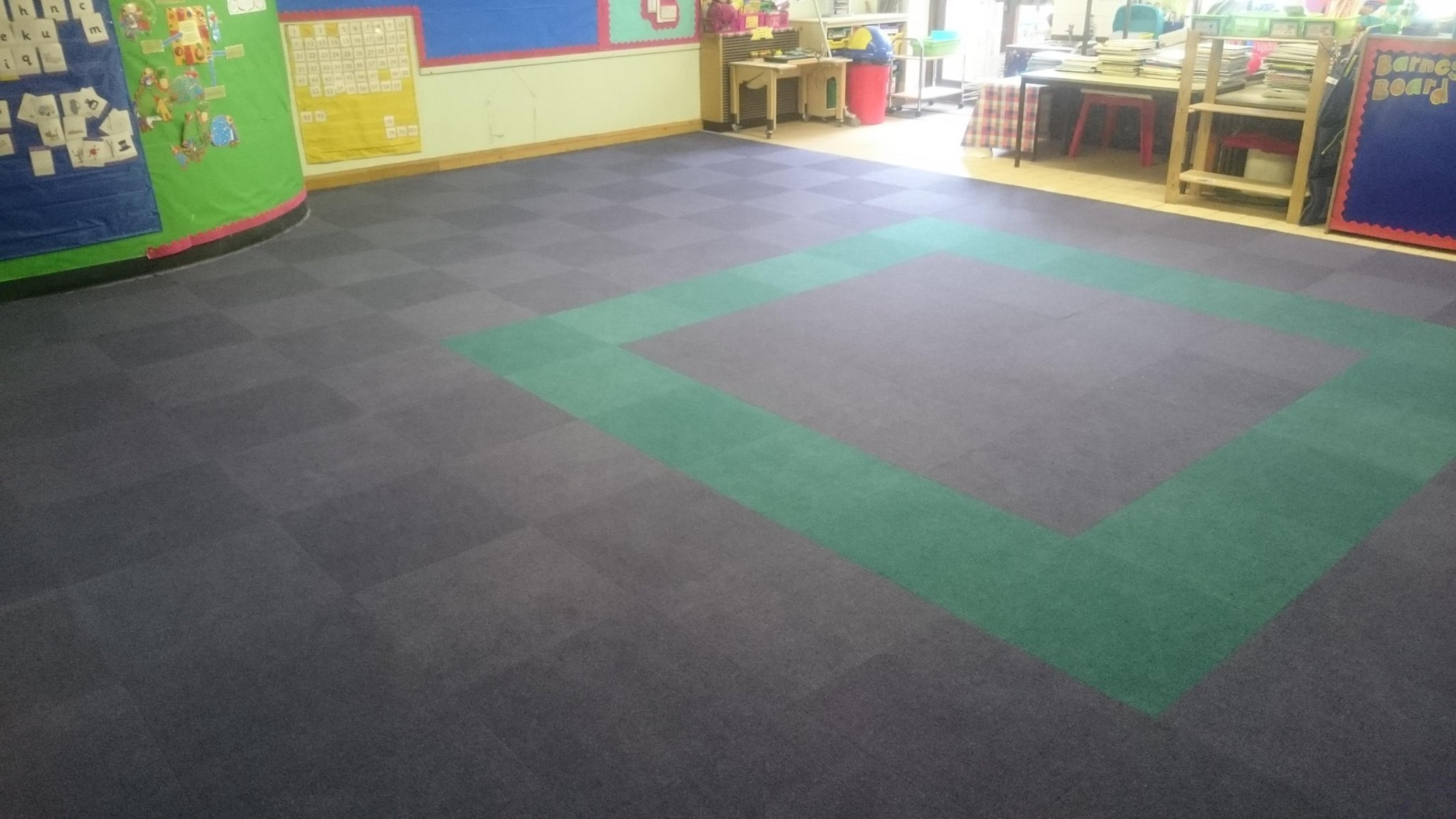 primary school flooring