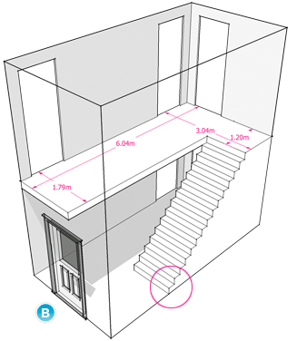 How To Measure Stairs Landing For Carpet Photos Freezer And Stair